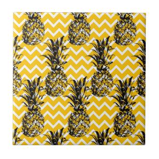 Pineapple Zigzags Tile