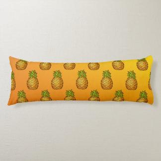 Pineapples Body Cushion