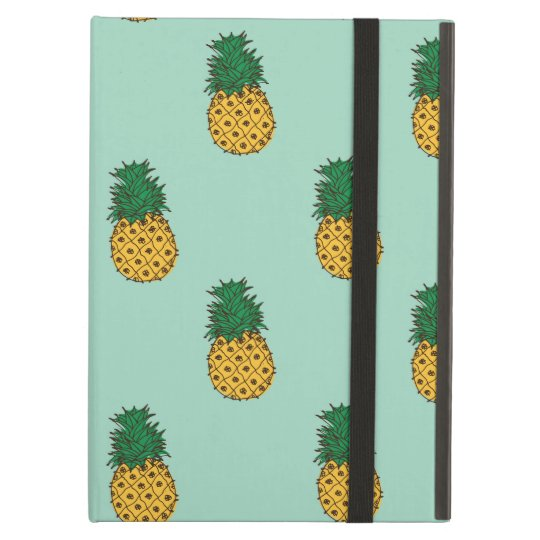 Pineapples & Mint iPad Air Case
