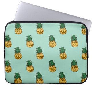 Pineapples & Mint Laptop Sleeve