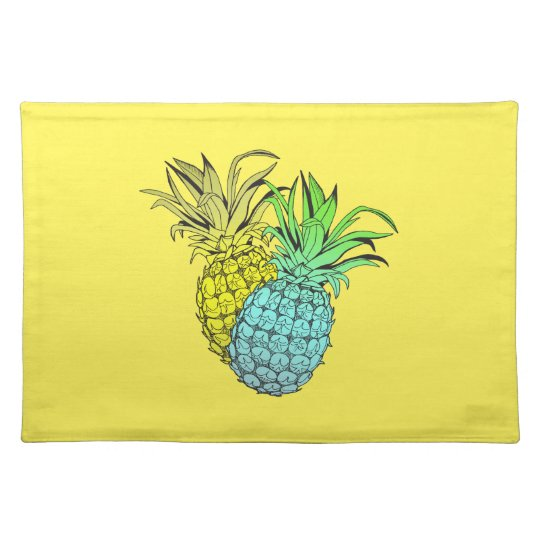 Pineapples Placemats