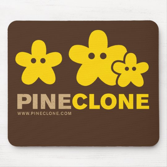 PINECLONES SKYLIGHT mousepad