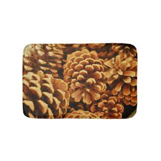 pinecone bath mat bath mats