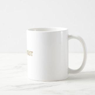 Pinehurst-Golf Basic White Mug