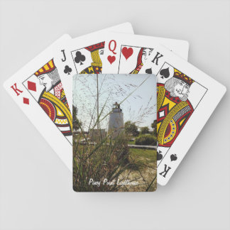 Piney Point Lighthouse Playing Cards