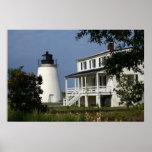 Piney Point Lighthouse Print