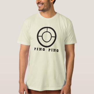 Ping Ping Metal Detecting Tee Shirts