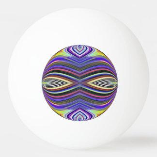 Ping Pong Ball - Fractal Abstract