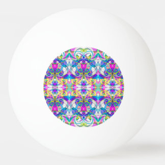 Ping Pong Ball Indian Style