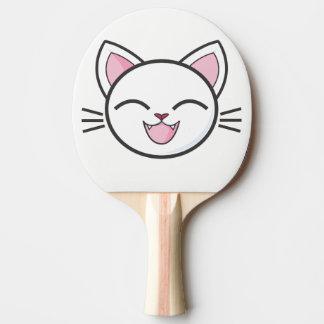 Ping Pong Paddle. Cat. Ping Pong Paddle