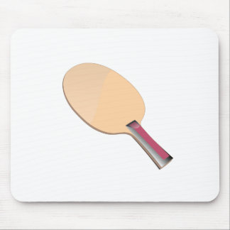 Ping Pong Paddle Mouse Pads