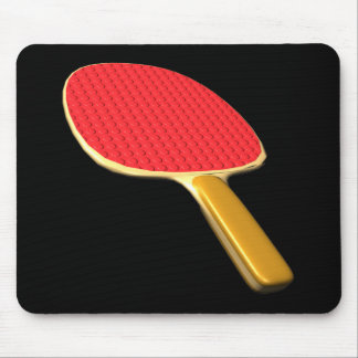 Ping Pong Paddle Mousepads