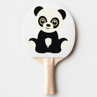 Ping Pong Paddle. Panda. Ping Pong Paddle