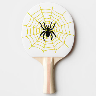 Ping Pong Paddle spider
