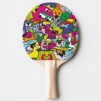 Ping Pong Part-Take Ping Pong Paddle