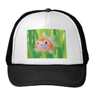 Ping-Pong_Pearl トラッカー帽子