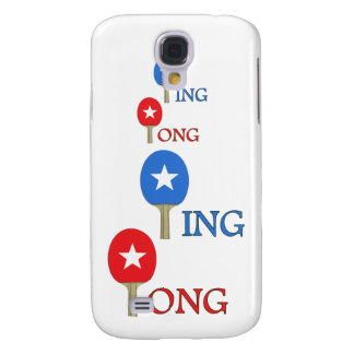 Ping Pong Star Galaxy S4 Covers