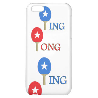 Ping Pong Star iPhone 5C Case