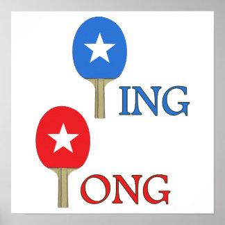 Ping Pong Star Poster