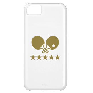 Ping Pong table tennis Cover For iPhone 5C