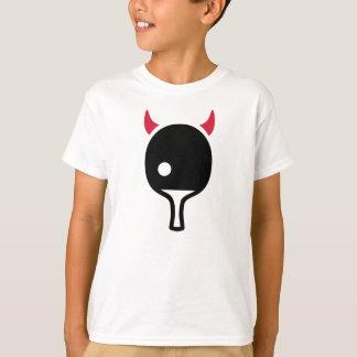 Ping Pong table tennis Devil Tshirt