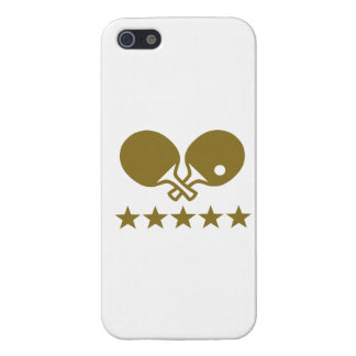 Ping Pong table tennis iPhone 5 Cover