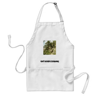 PINION PINE, OUT DOOR COOKING STANDARD APRON