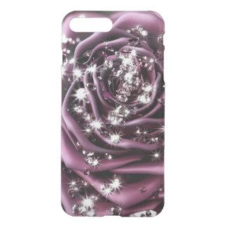 pink 3D and diamonds iPhone 8 Plus/7 Plus Case