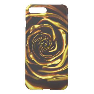 pink 3D golden delicious iPhone 8 Plus/7 Plus Case