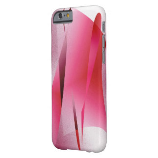 Pink Abstract iPhone 6 cover Barely There iPhone 6 Case