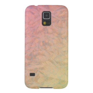 Pink Abstract Pattern Case For Galaxy S5