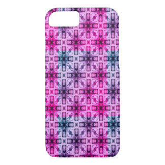 Pink Abstract Pattern iPhone 8/7 Case