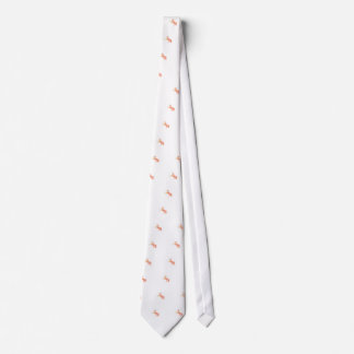 Pink Abstract Soft Lighting Unicorn Tie