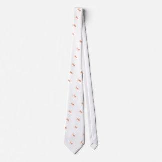 Pink Abstract Soft Lighting Unicorn Tie