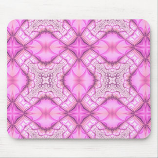 Pink Allover Glamour Mouse Pad