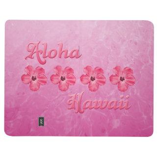 Pink Aloha Hawaii Journal