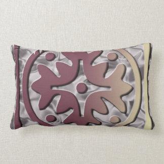 Pink American MoJo Lumbar Pillow