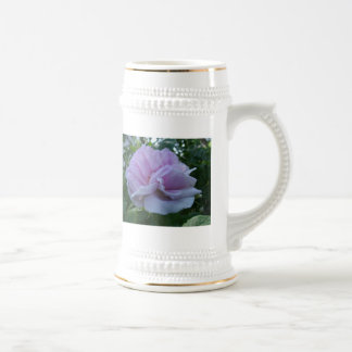 Pink and Beautiful Beer Stein
