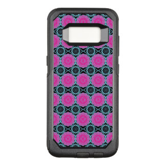 Pink and Black OtterBox Commuter Samsung Galaxy S8 Case