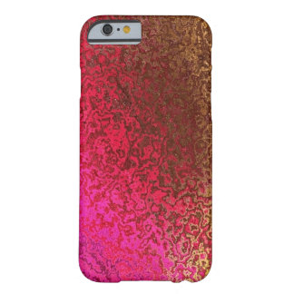 Pink and Gold Shimmer iPhone 6 case
