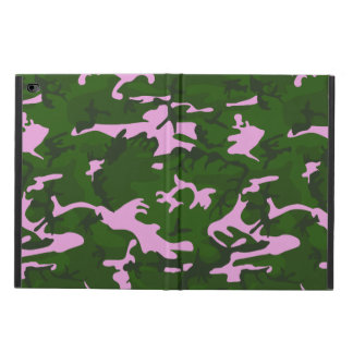 Pink and Green Camo Powis iPad Air 2 Case