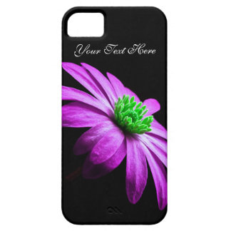 Pink and Green Daisy iPhone 5 Case
