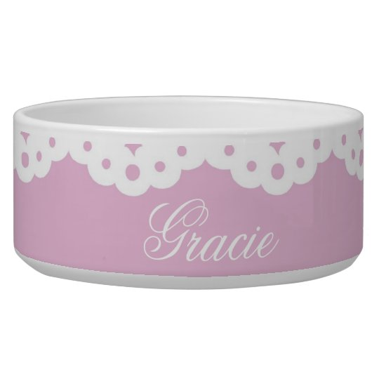 Pink and Lace Personalised
