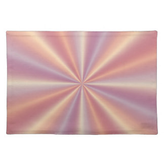 Pink and Lilac Pleats Placemats