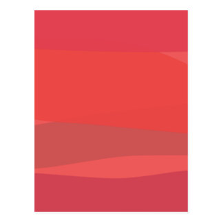 Pink and Orange Minimalism Postcard