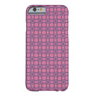pink and Purple Barely There iPhone 6 Case