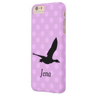 Pink and Purple Duck Hunting Themed Phone Case