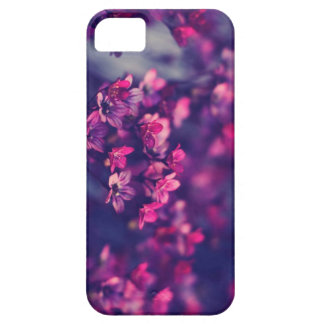 Pink and Purple Flower Spring Iphone 5 5s Case