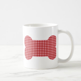 Pink and Red.png Basic White Mug