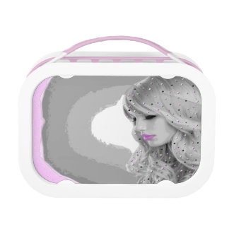 Pink Angel Lunchbox